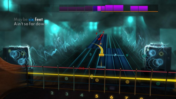 "Скриншот №5 к Rocksmith® 2014 – Creed - ""One Last Breath"""