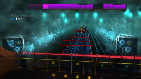"Скриншот №4 к Rocksmith® 2014 – Creed - ""My Sacrifice"""