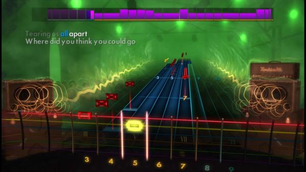 "Скриншот №3 к Rocksmith® 2014 – Shinedown - ""Enemies"""