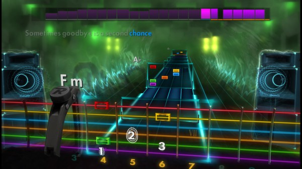 "Скриншот №3 к Rocksmith® 2014 – Shinedown - ""Second Chance"""