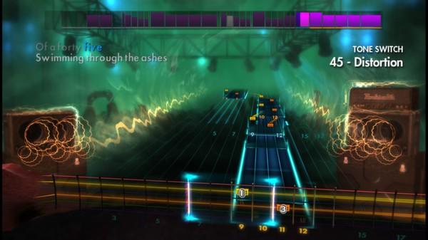 "Скриншот №1 к Rocksmith® 2014 – Shinedown - ""45"""