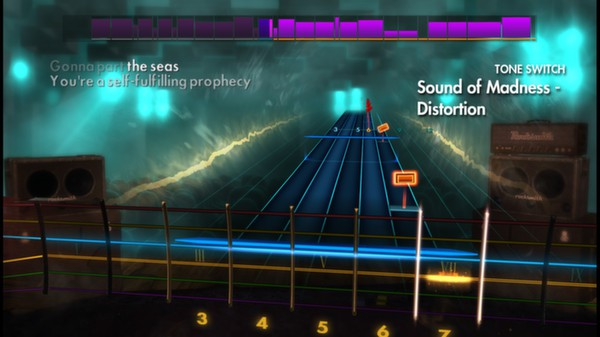 "Скриншот №3 к Rocksmith® 2014 – Shinedown - ""Sound of Madness"""