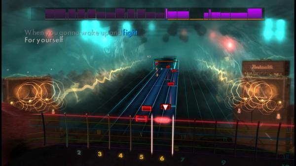 "Скриншот №4 к Rocksmith® 2014 – Shinedown - ""Sound of Madness"""
