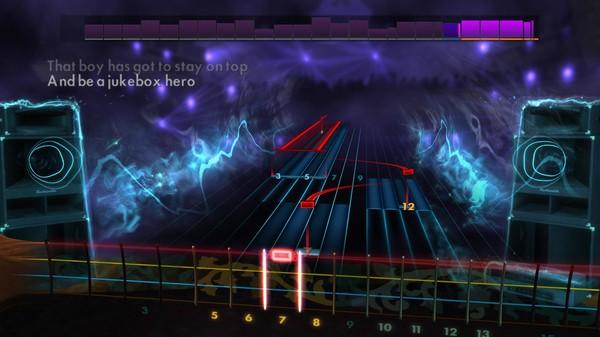 "Скриншот №2 к Rocksmith® 2014 – Foreigner - ""Juke Box Hero"""