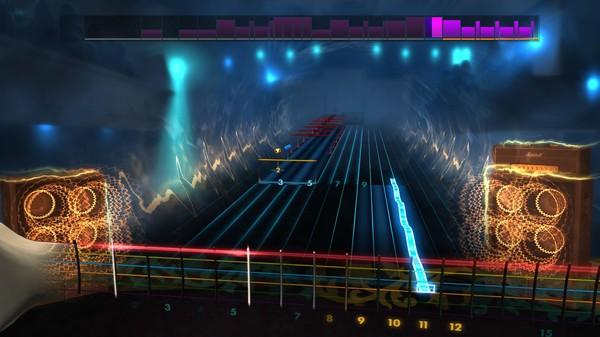 "Скриншот №3 к Rocksmith® 2014 – Foreigner - ""Juke Box Hero"""