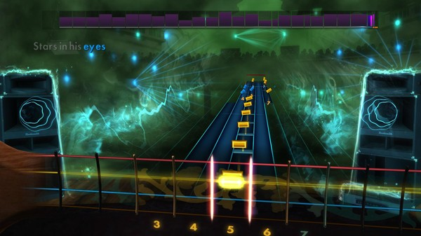 "Скриншот №4 к Rocksmith® 2014 – Foreigner - ""Juke Box Hero"""