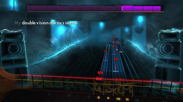 "Скриншот №3 к Rocksmith® 2014 – Foreigner - ""Double Vision"""