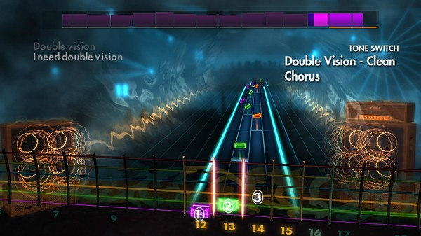 "Скриншот №1 к Rocksmith® 2014 – Foreigner - ""Double Vision"""