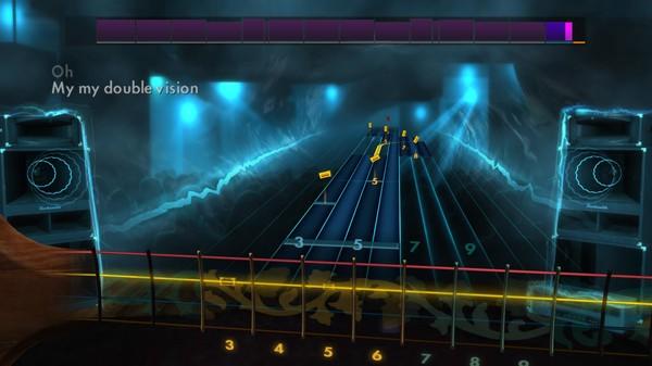 "Скриншот №4 к Rocksmith® 2014 – Foreigner - ""Double Vision"""