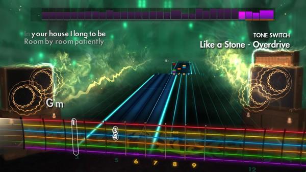 "Скриншот №5 к Rocksmith® 2014 – Audioslave - ""Like a Stone"""