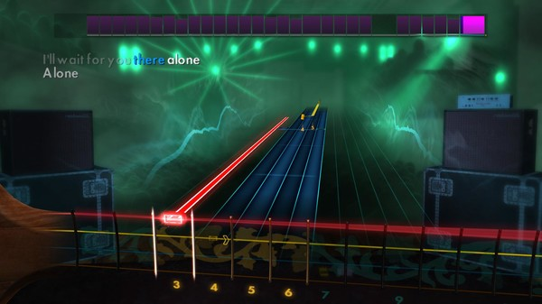 "Скриншот №3 к Rocksmith® 2014 – Audioslave - ""Like a Stone"""