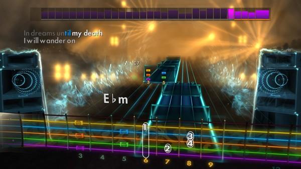 "Скриншот №4 к Rocksmith® 2014 – Audioslave - ""Like a Stone"""