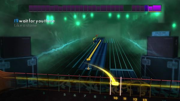 "Скриншот №2 к Rocksmith® 2014 – Audioslave - ""Like a Stone"""