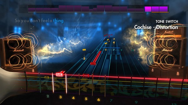 "Скриншот №4 к Rocksmith® 2014 – Audioslave - ""Cochise"""