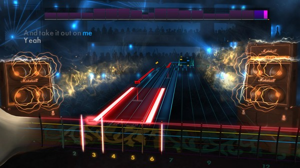 "Скриншот №5 к Rocksmith® 2014 – Audioslave - ""Cochise"""