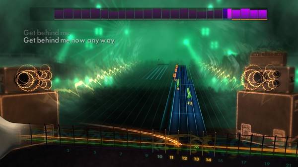 "Скриншот №3 к Rocksmith® 2014 – The White Stripes - ""Blue Orchid"""