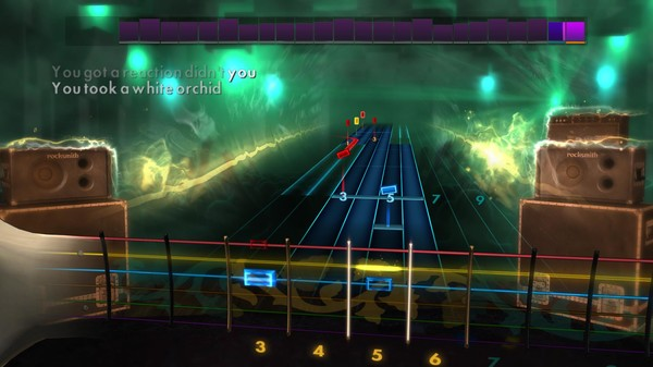 "Скриншот №2 к Rocksmith® 2014 – The White Stripes - ""Blue Orchid"""