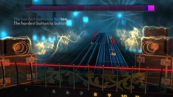 Скриншот №1 к Rocksmith® 2014 – The White Stripes Song Pack
