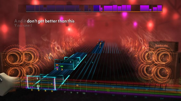 "Скриншот №3 к Rocksmith® 2014 – Poison - ""Nothin But A Good Time"""