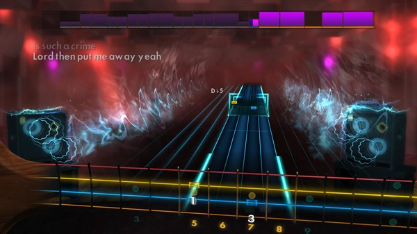 "Скриншот №1 к Rocksmith® 2014 – Poison - ""Nothin But A Good Time"""