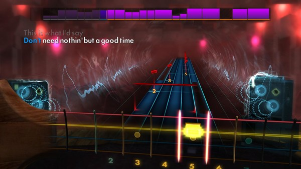 "Скриншот №5 к Rocksmith® 2014 – Poison - ""Nothin But A Good Time"""