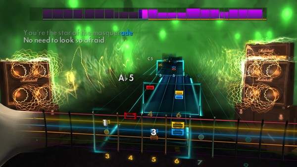 "Скриншот №4 к Rocksmith® 2014 – Dio - ""Holy Diver"""
