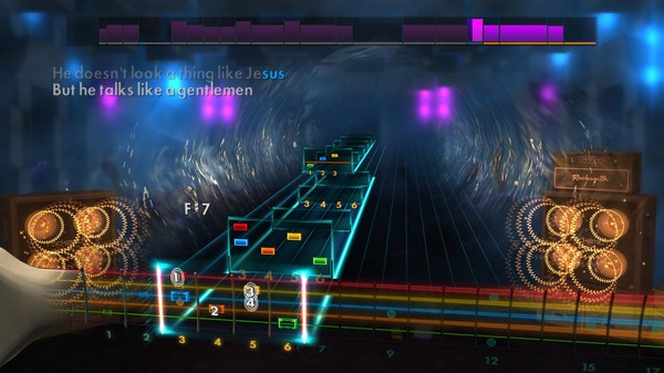 """Скриншот №5 к Rocksmith® 2014 – The Killers - """"When You Were Young"""""""