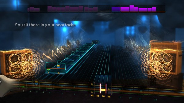 """Скриншот №4 к Rocksmith® 2014 – The Killers - """"When You Were Young"""""""