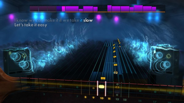 """Скриншот №3 к Rocksmith® 2014 – The Killers - """"When You Were Young"""""""