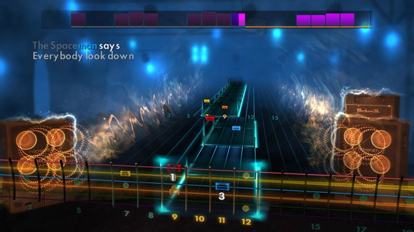 "Скриншот №5 к Rocksmith® 2014 – The Killers - ""Spaceman"""