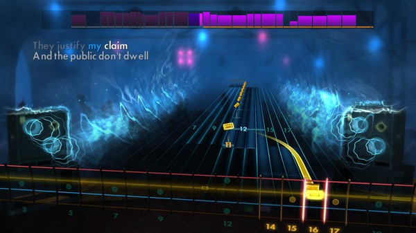 "Скриншот №3 к Rocksmith® 2014 – The Killers - ""Spaceman"""