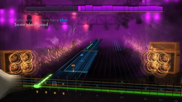 "Скриншот №1 к Rocksmith® 2014 – The Killers - ""Runaways"""