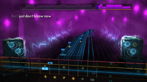 Скриншот №3 к Rocksmith® 2014 – The Killers Song Pack
