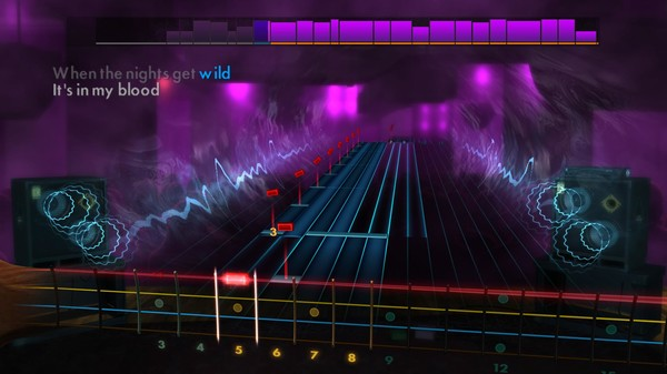 Скриншот №2 к Rocksmith® 2014 – The Killers Song Pack