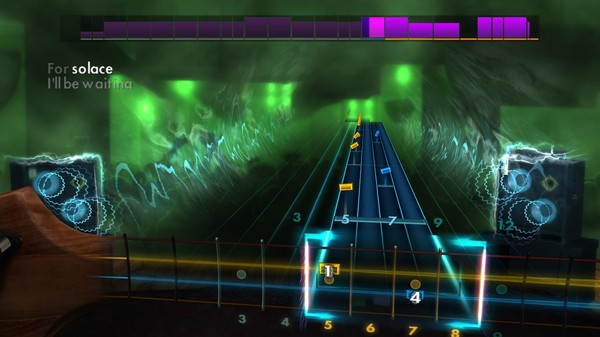 "Скриншот №3 к Rocksmith® 2014 – Killswitch Engage - ""The End Of Heartache"""