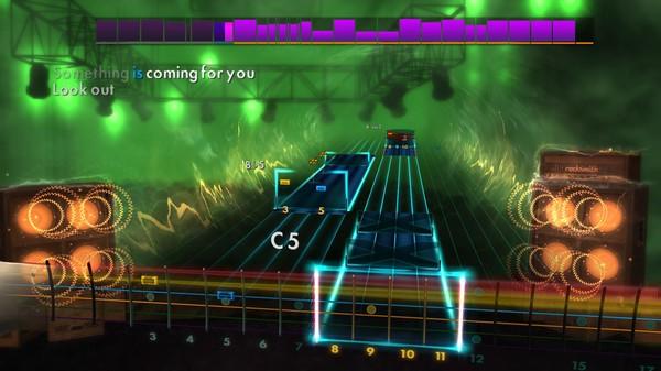 "Скриншот №2 к Rocksmith® 2014 – Killswitch Engage - ""Holy Diver"""