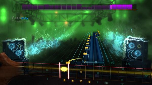 "Скриншот №4 к Rocksmith® 2014 – Killswitch Engage - ""Holy Diver"""
