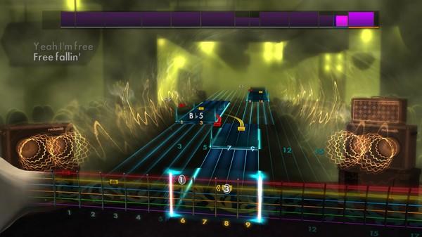 Скриншот №5 к Rocksmith® 2014 – Tom Petty Song Pack
