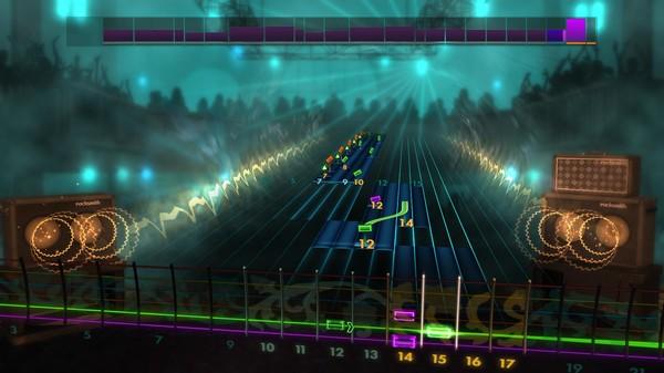 Скриншот №4 к Rocksmith® 2014 – Tom Petty Song Pack