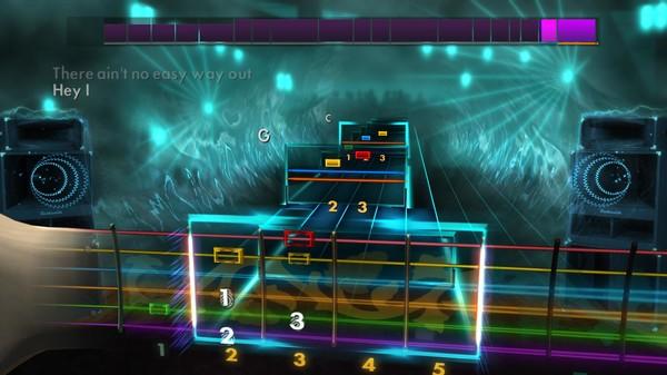 Скриншот №2 к Rocksmith® 2014 – Tom Petty Song Pack