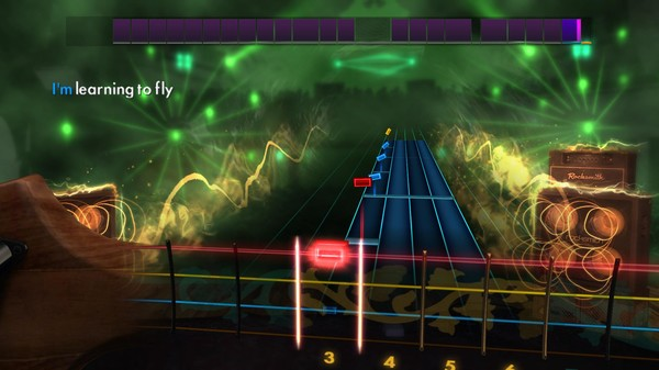 Скриншот №1 к Rocksmith® 2014 – Tom Petty Song Pack
