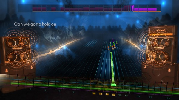 "Скриншот №4 к Rocksmith® 2014 – Bon Jovi - ""Livin On A Prayer"""