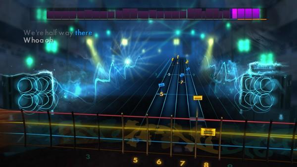 "Скриншот №2 к Rocksmith® 2014 – Bon Jovi - ""Livin On A Prayer"""