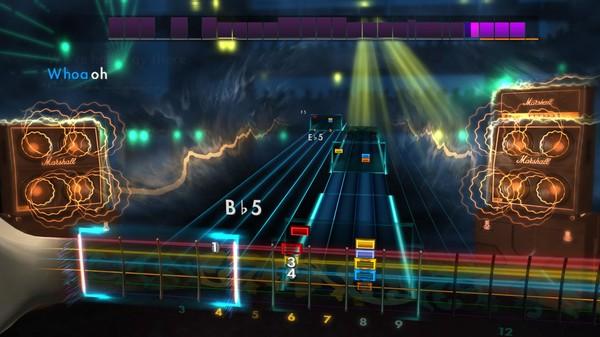 "Скриншот №3 к Rocksmith® 2014 – Bon Jovi - ""Livin On A Prayer"""