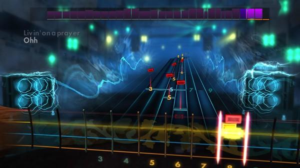 "Скриншот №5 к Rocksmith® 2014 – Bon Jovi - ""Livin On A Prayer"""