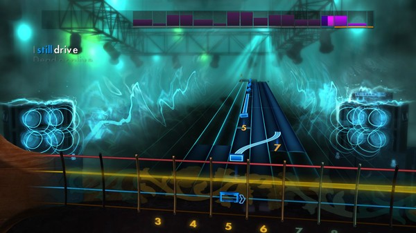 "Скриншот №5 к Rocksmith® 2014 – Bon Jovi - ""Wanted Dead Or Alive"""