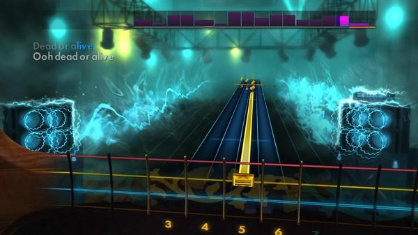 "Скриншот №3 к Rocksmith® 2014 – Bon Jovi - ""Wanted Dead Or Alive"""