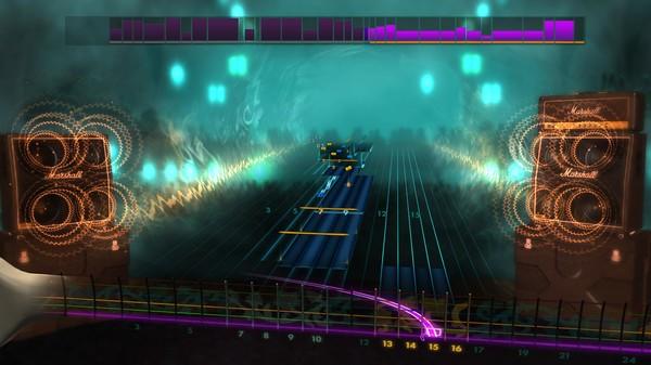 "Скриншот №1 к Rocksmith® 2014 – Bon Jovi - ""Wanted Dead Or Alive"""