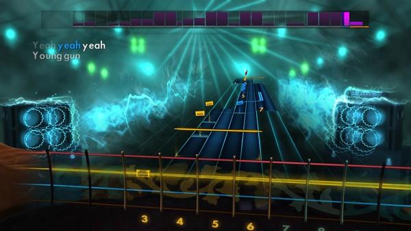 "Скриншот №5 к Rocksmith® 2014 – Bon Jovi - ""Blaze Of Glory"""