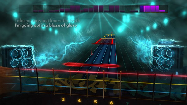 "Скриншот №3 к Rocksmith® 2014 – Bon Jovi - ""Blaze Of Glory"""